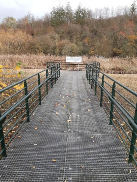 Réhabilitation d'espace naturel à Labourse