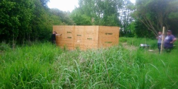 Installation d'Aménagements écologiques
