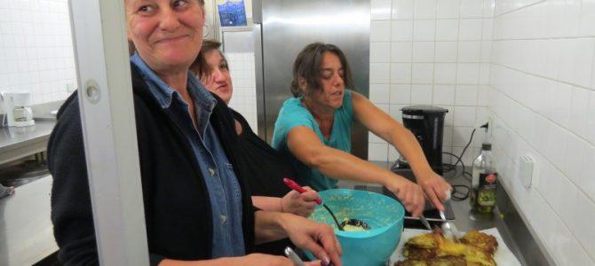 L'Atelier Cuisine part en voyage !