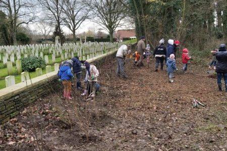 400 arbres et arbustes plantés à Beuvry