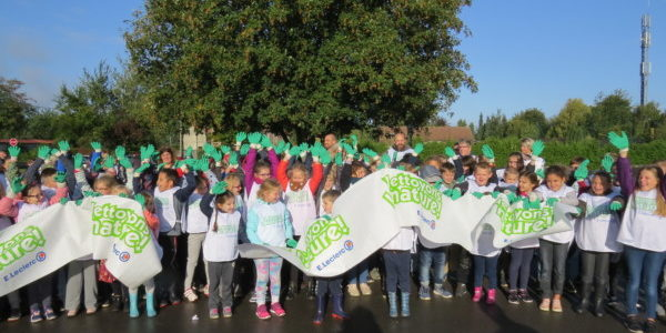 Nettoyons la nature à Hersin-Coupigny
